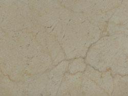 before marble floor restoration