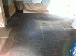 flagstone floor cleaning leeds