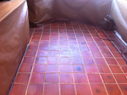 quarry floor tiles cleaning leeds