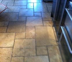 Travertine Floor leeds