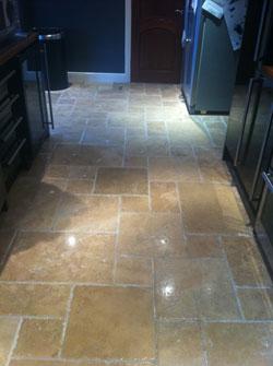 Travertine Floor Cleaning Leeds