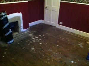 pine floor restoration leeds