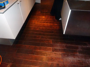 walnut wood floor restoration leeds