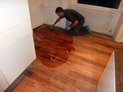 walnut wood floor cleaner leeds