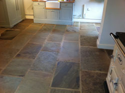 Flagstone Tiles Cleaning Leeds York